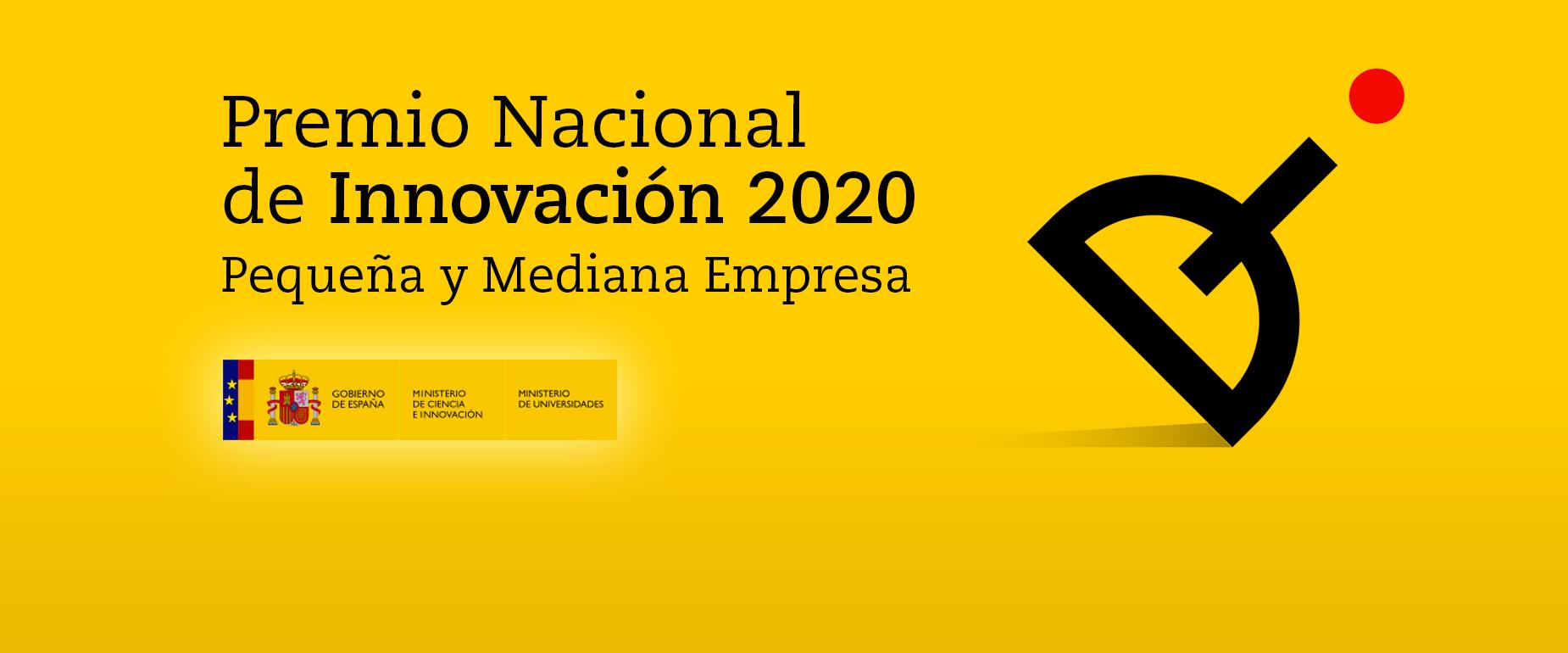 Seipasa Premio Nacional de Innovación 2020