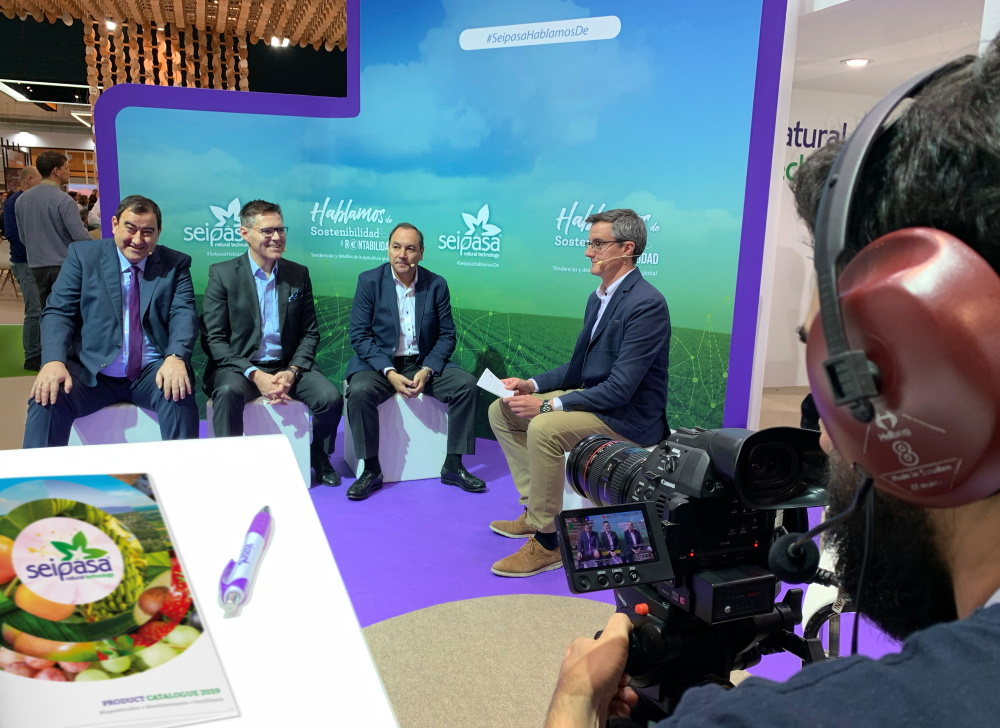Seipasa analyses the challenges of agriculture at Fruit Attraction