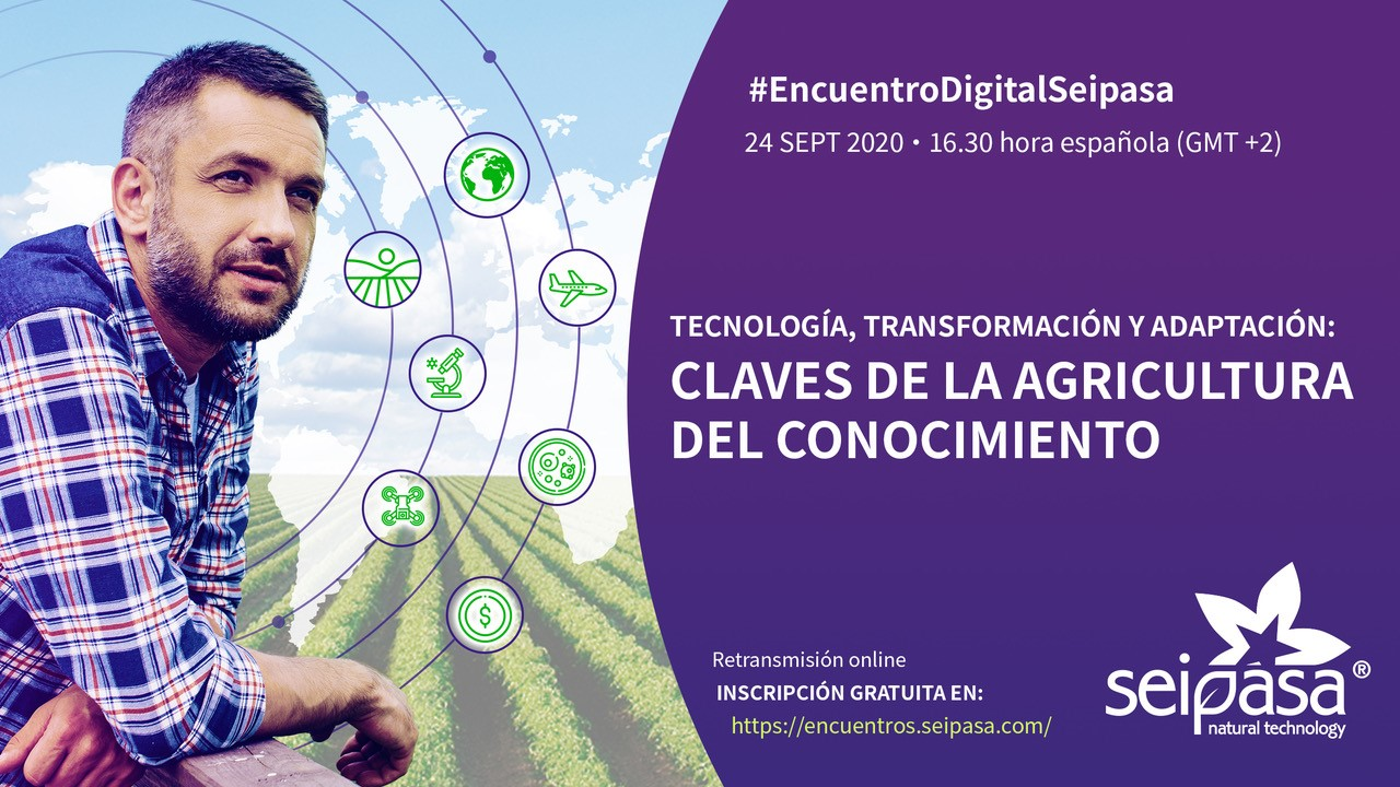Seipasa Digital Encounter: keys to transformation in agriculture