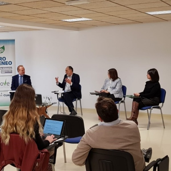 Seipasa analyses future of agricultural policy in Almeria