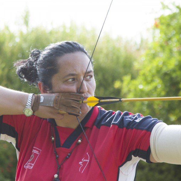 Archery world champion becomes Seipasa's corporate image