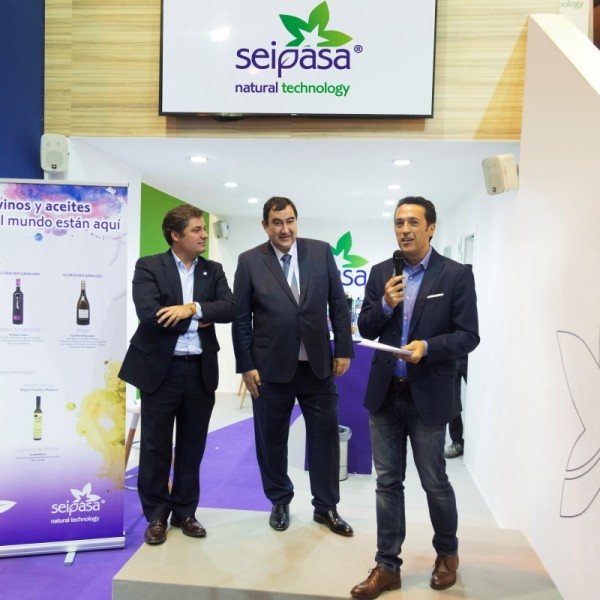 Seipasa celebra su 20 aniversario en Fruit Attraction